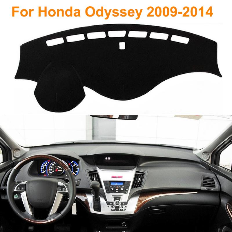 2016 Car Styling Dashboard Protective Mat Shade Cushion Photophobism Pad Interior Carpet For Honda Odyssey 2009-2013<br><br>Aliexpress