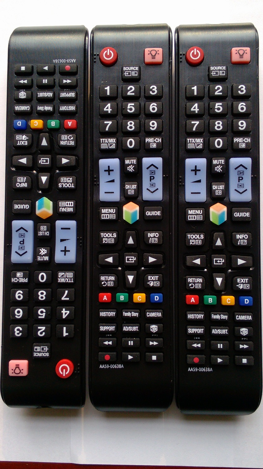 GENERIC AA59-00638A TV 3D Smart Player REMOTE CONTROL USE FOR SAMSUNG LED TV(China (Mainland))