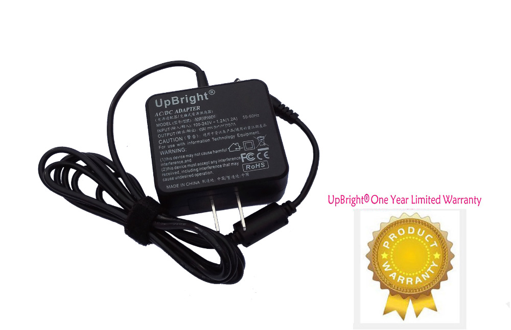 """UpBright New AC / DC Adapter For LG 27MT58DF 27"""" 24MT58DF 24"""" IPS LED LCD TV Monitor Power Supply Cord Cable PS Wall Charger(China (Mainland))"""