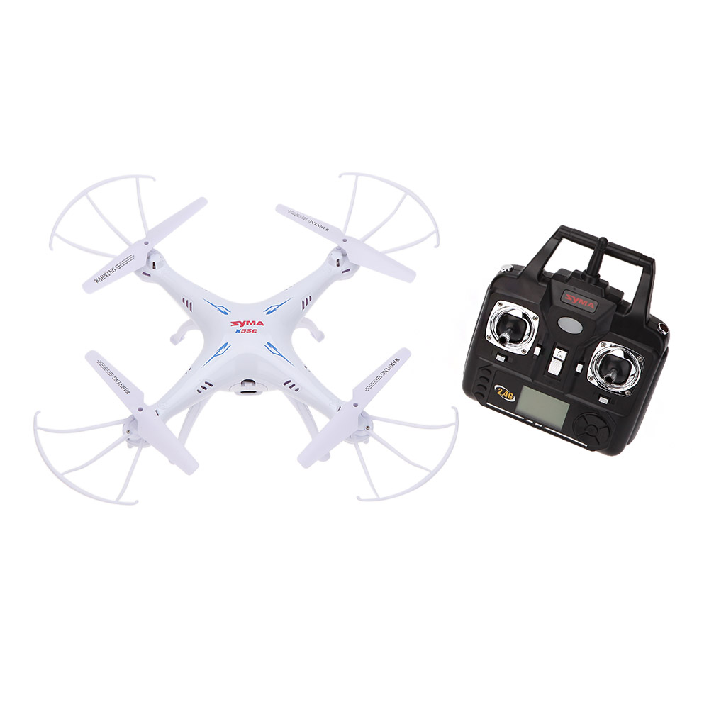 Syma X5SC 2.4G 4CH 6-Axis RC Quadcopter Helicopter RC Dron Professional Drones With Camera VS X6SW X5SW MJX 101 X5C-1 JJRC H8C
