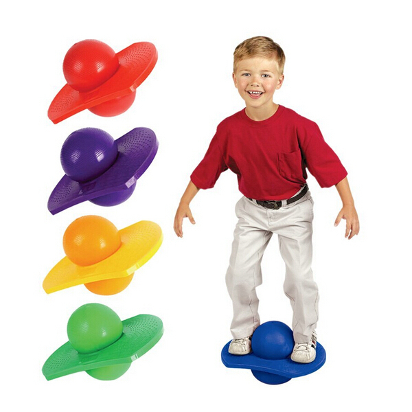 Toys For Exercise : Brand new sport toy fitness bouncing ball children balance
