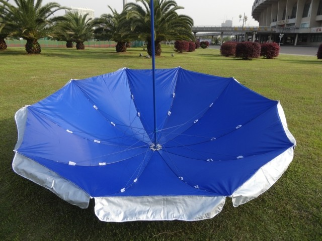 Large outdoor umbrellas UV sun umbrella patio advertising beach 3 m 3.2 stall<br><br>Aliexpress