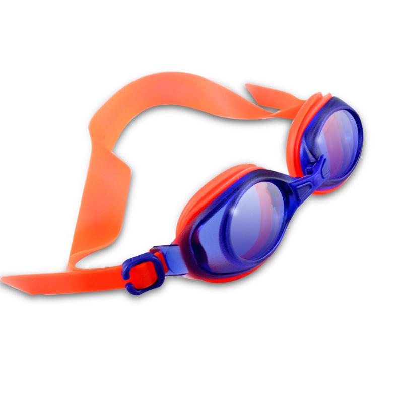 Fashion Children Boy Girl Soft Silicone Swimming Goggles Kids Safety Outdoor Eyewear Anti-fog Waterproof Swimming Glasses(China (Mainland))