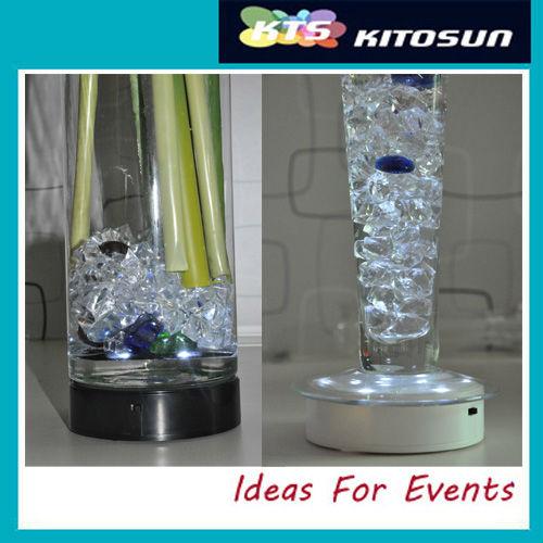 Factory wholesale 4INCH wedding vase decor,Candlestick light(China (Mainland))