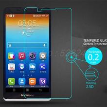 Ultra Thin 0.2mm Premium Explosion-Proof HD Clear Tempered Glass Screen Protector Film for Lenovo S660 With Retail Package