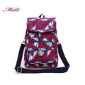 Hot Sell  2016 waterproof women backpack lightweight nylon shoulder bag casual fashion mother mini backpack
