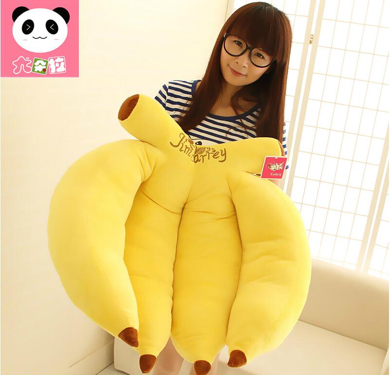 Novelty Soft Plush Stuffed Banana Doll Talking Anime Toy Pusheen cat pillow for Girl Kid Cute Cushion brinquedos<br><br>Aliexpress