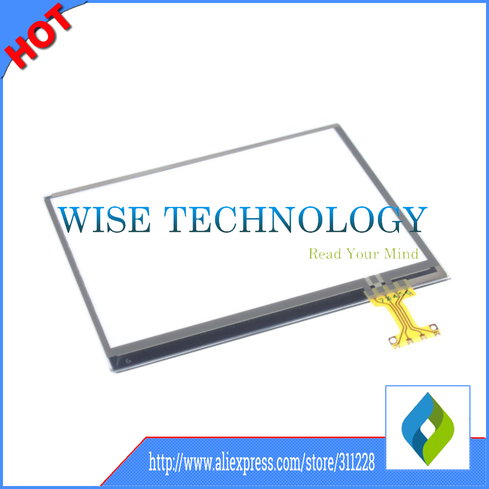 Wholeasle LQ035Q1DH03 LQ035Q1DH03L touch screen digitizer for garmin nuvi 550 , GPS touch screen(China (Mainland))