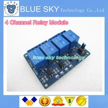 Buy 4 channel relay module 4-channel relay control board optocoupler. Relay Output 4 way relay module arduino stock for $40.45 in AliExpress store