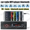Best selling 1 Din remote control Car Audio Auto New Car Radio Stereo Player Bluetooth Auxin