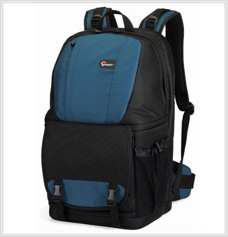Details about Lowepro Fastpack 350 DSLR Camera Photo Bag Backpack 17 Laptop Blue(China (Mainland))