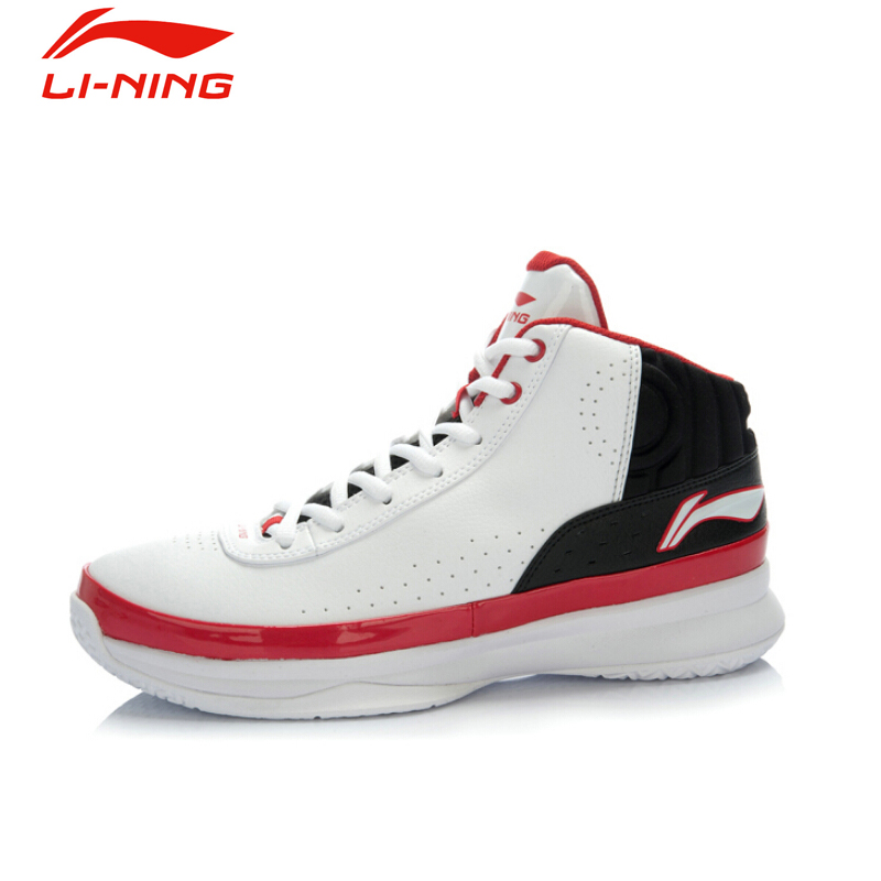 Li-Ning Mens Summer Breathable  Lace-Up Wear-Resisting Basketball Shoes  Anti-Slip Comfortable Outdoor Sports Sneakers<br><br>Aliexpress