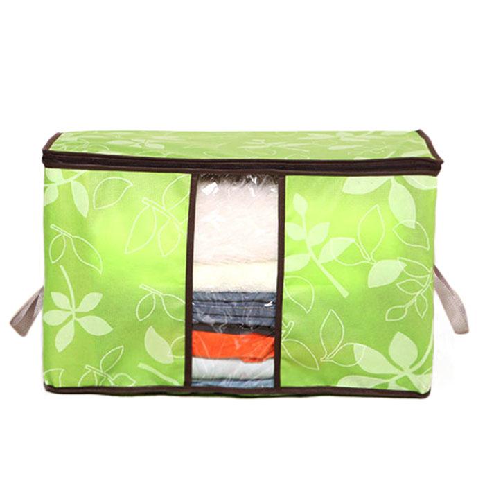 Super Deal 2015 Storage Organization/Designer Flower Printed Quilt Storage Bags/See-through Collapsible Storage Bags &312(China (Mainland))
