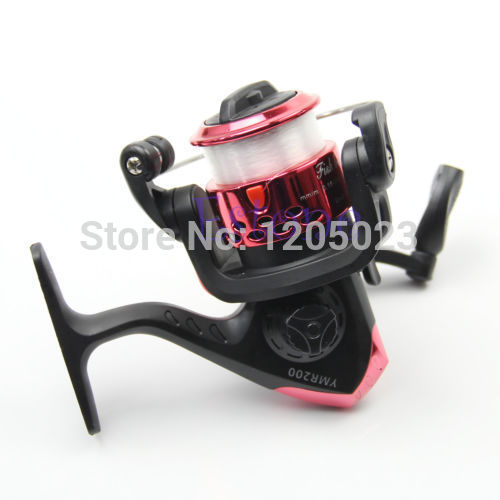 1PC High Quality 3BB Bearing Ball Spinning Sea Beach Fishing Reels Line Roller