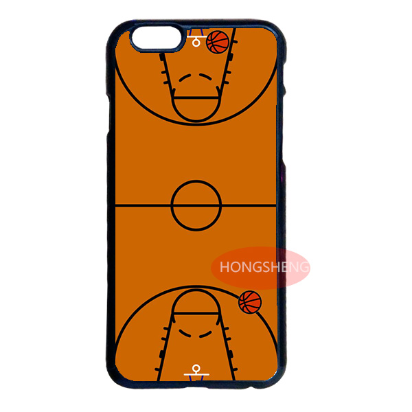 Basketball Court Field Hard Case for LG iPod 4 5 6 Samsung Note 2 3 4 5 S2 S3 S4 S5 Mini S6 Edge Plus iPhone 4S 5S 5C 6 6S Plus(China (Mainland))