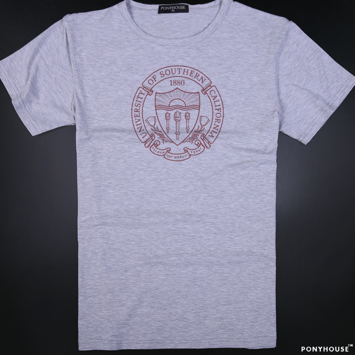 Гаджет  2015J LWA BYH JO RS SOUTH CALIFORNIA UNIVERSITY male short sleeved T-shirt None Изготовление под заказ
