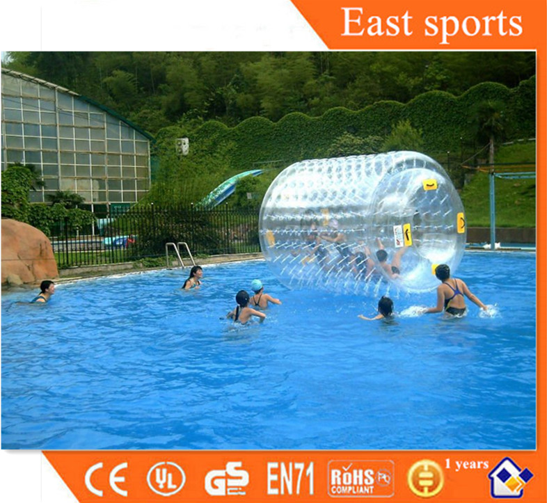 Inflatable roller ball water roller water roller ball water toys(China (Mainland))