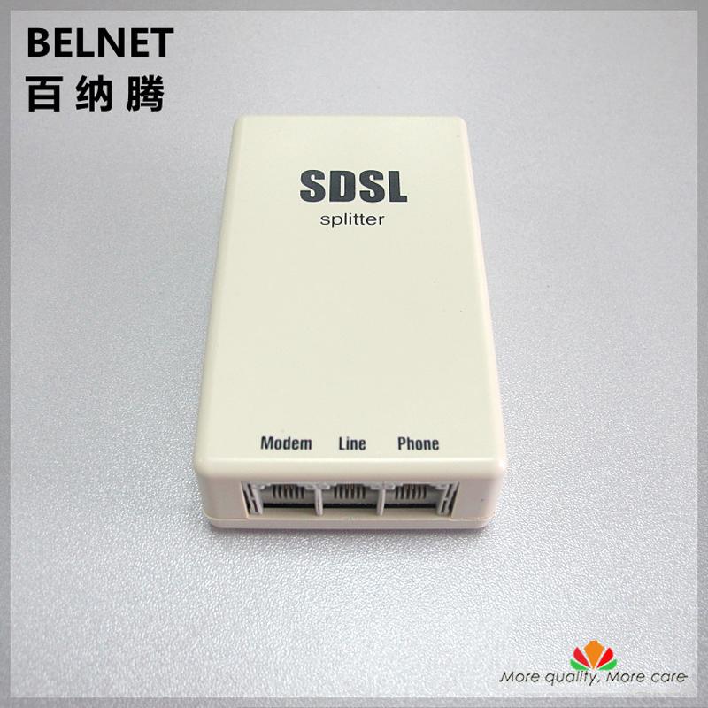 Original adsl telephone broadband splitter shunt filter adsl splitter lightning protection