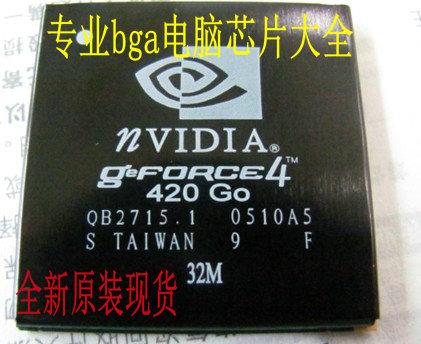 The original chip NVIDIA GEFORCE 420GO 32M(China (Mainland))