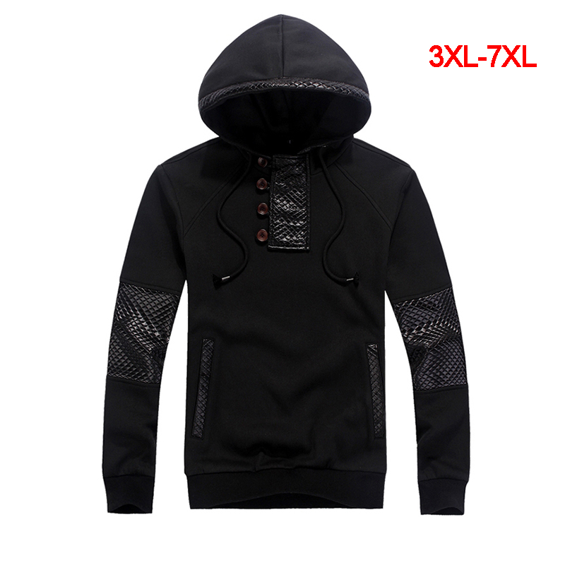 2015 new brand mens hoodies sweatshirts 6xl plus size new man hoody clothing black men hoodies and sweatshirts sport suit WY615Одежда и ак�е��уары<br><br><br>Aliexpress