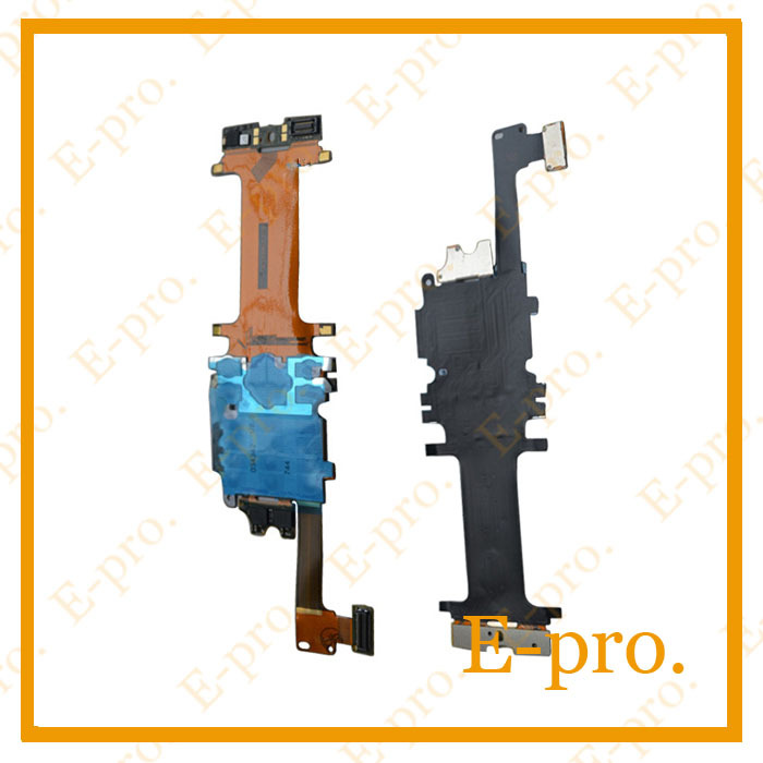 Original Slide Keypad Board Lcd Main Flex Cable For Nokia 8800 8800A 8801 Arte Replacement Free Tracking No.(China (Mainland))