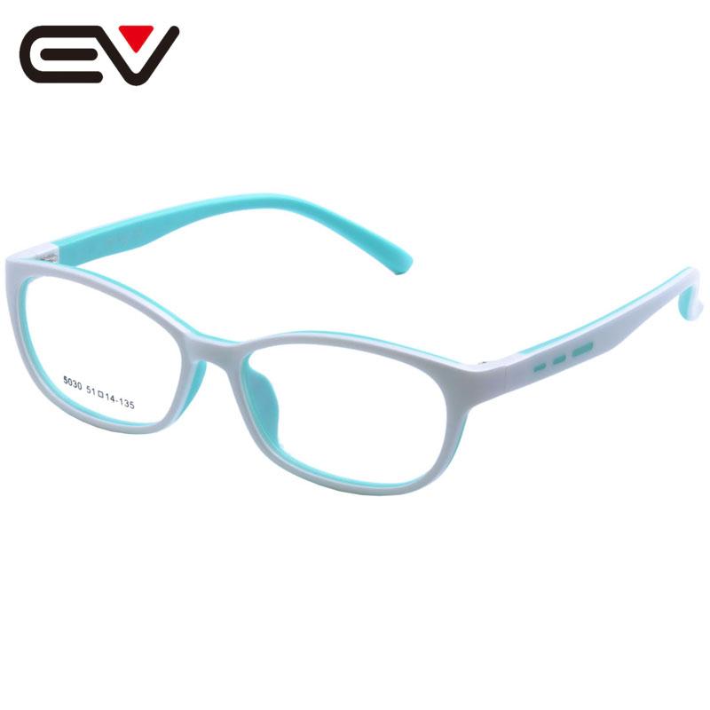 Fashion Baby Kids Toddler Acetate Optical Eyeglasses Frames Girls Boys Children's Spring Hinge Eyewear Frames 4 Color EV1390(China (Mainland))