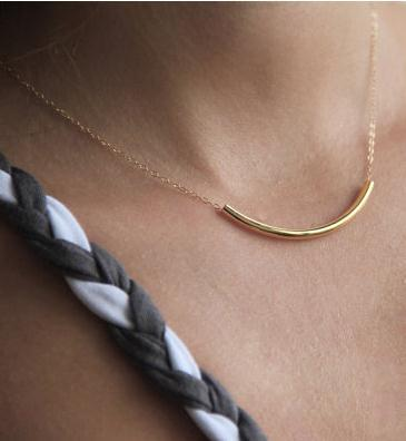 product Simple and easy short necklace atc necklace women adorn article b4xr