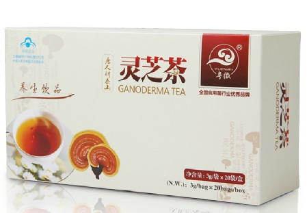High Quality  3 boxes Yue Wei Ganoderma tea to improve immunity<br><br>Aliexpress