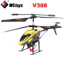 Wltoys V388 3.5-Channel Rechargeable Remote Control Helicopter with Infrared Comtroller