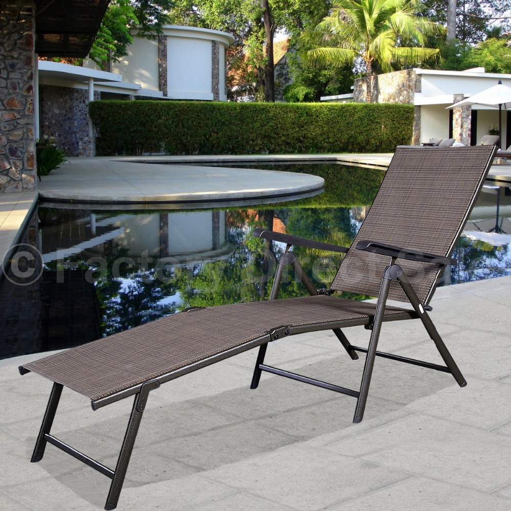 Reclinable Patio Reclinable Patio Muebles
