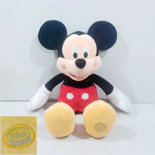 43cm=16.9inch Original Mickey Mouse Stuffed animals plush Toys High quality Pelucia Mickey Mouse Plush Boy Toy For Birthday Gift(China (Mainland))