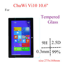 High Quality Vi10 Glass Screen Guard For Chuwi Vi10 Tempered Glass Screen Protector