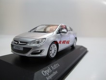 Opel ASTRA 1:43 Minichamps Alloy Model Diecast Cars Toy Vehicles Limited Edition Craft