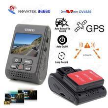 "Free shipping! Original VIOFO A119 2.0"" LCD Capacitor Novatek 96660 HD 2K 1440p 1080P Car Dash Camera DVR GPS(China (Mainland))"