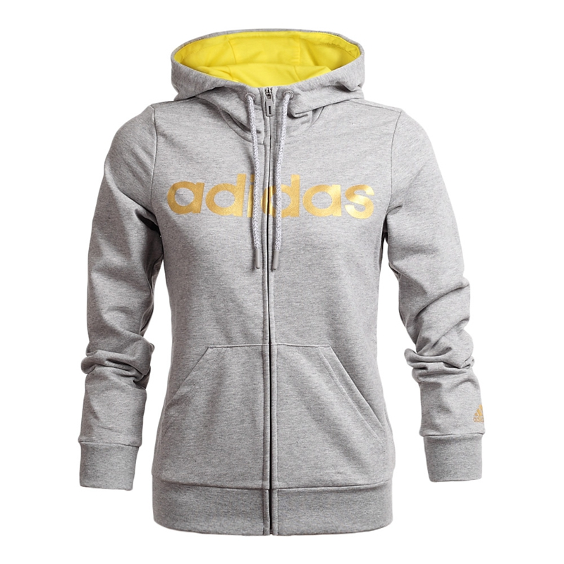 100% Original new 2016 ADIDAS women's jacket AO4117 Hoodie sportswear free shipping