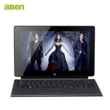 "Bben 11.6"" tablet Windows 10 dual Core 1037u 8GB 128GB 1366x768 IPS HDMI Tablet PCs Computer with Detachable Keyboard(China (Mainland))"