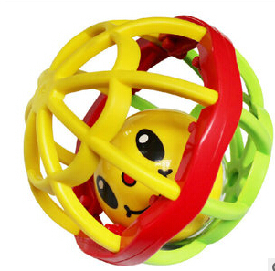2015 Baby toys 0-1 years old grasping the ball soft