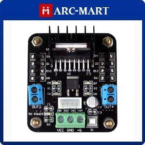 [CNC Parts Store] Free Shipping L298N Dual H Bridge DC Motor Driver For Stepper Motor/Robot /Smart Car #UC147