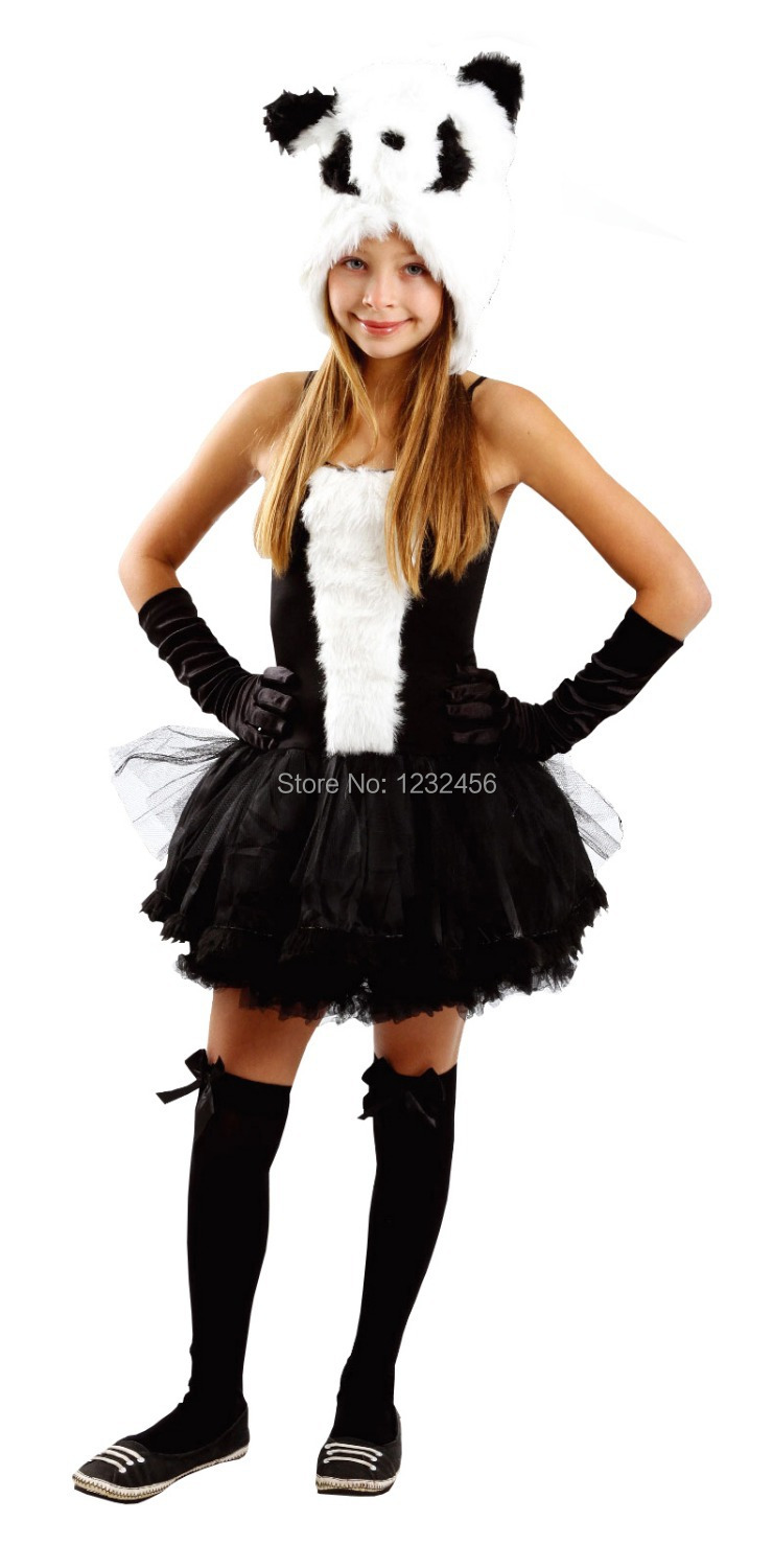 Panda Costume uk Costumes,cute Little Panda