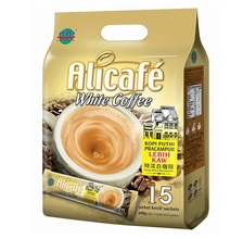Imported from Malaysia Alicafe brown a 3 in 1 top thick white coffee 600 g free
