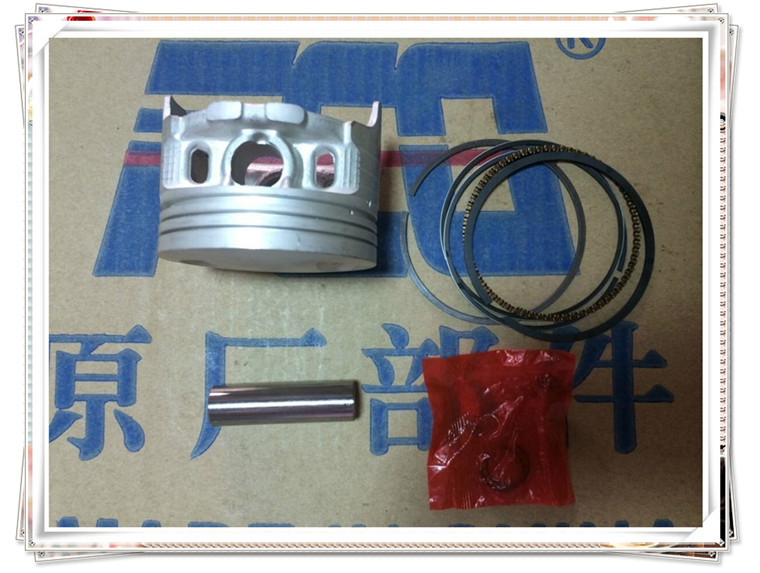 Motorcycle accessories CG150 HJ150 zt150 DD150 motorcycle piston ring diameter is 62 mm piston pin 13