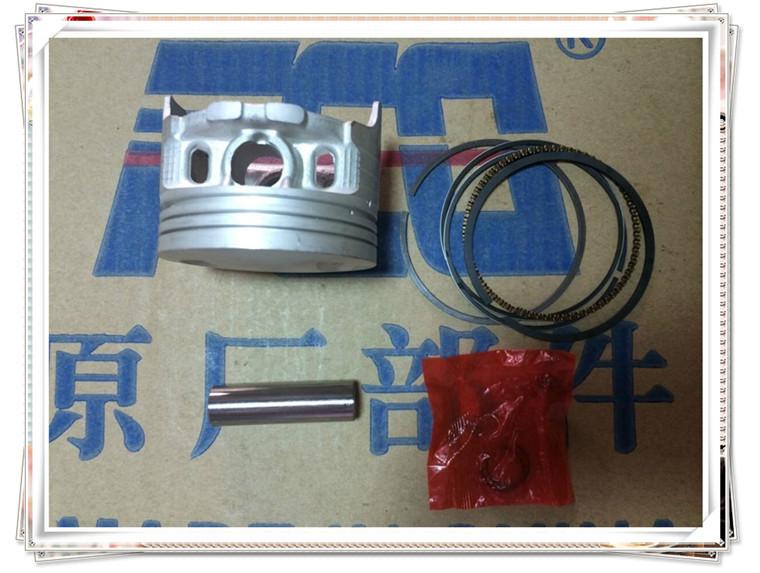 Motorcycle accessories CG150 HJ150 zt150 DD150 motorcycle piston ring diameter is 62 mm piston pin 13