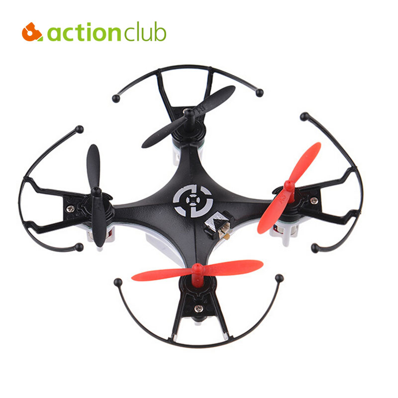 RC Quadcopter 6CH 2.4GHz Headless Mode Drone - Black Color  Promotion Sales  Helicopter Infrared remote control rotary aircraft<br><br>Aliexpress