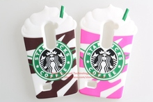 Fashion Starbucks Frappuccino Phone Silicone soft Case Cover LG Leon 4G LTE H324 H320 H340N H326T C50 C40 Cases Gel Shell - Beijing beyond Technology Co. Ltd. store