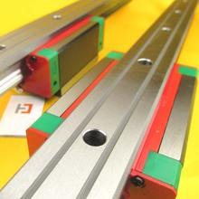 1Pc HIWIN Linear Guide HGR30 Length 100mm Rail Cnc Parts