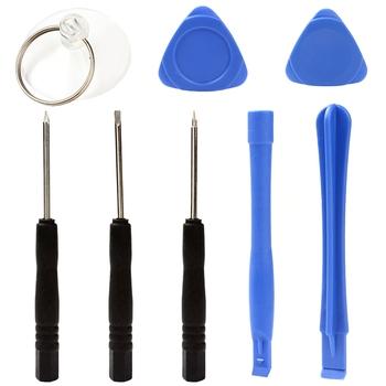 Universal 8 pcs/set cell phone repair tool set Opening Pry mobile phone repair tools Kit For iPhone 6 plus 6 5S 5 4S #HA10464