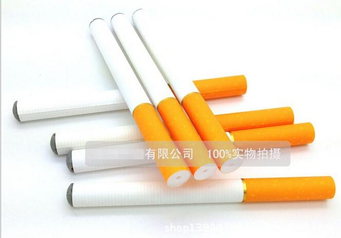 10pcs wholesale disposable electronic cigarette 500 puffs 5 Flavors Simulation E THINKER e cigarette distributor Free