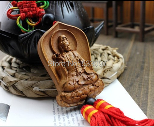 carving car hanging decoration folk chinese wood carvings catholic religious gifts car hanging decoration wood carvings(China (Mainland))