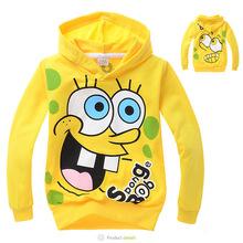 Free shipping 6 pcs/lot, 2013 New children clothing hoodies Boys girls sweatshirt Cartoon autumn hoody for kids Boys clothes(China (Mainland))