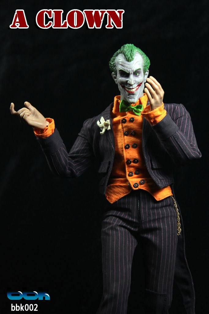 BBK 1/6 Scale doll figure model,12 Action figure doll Comics version Comic  Clown ,Collection Model Toy<br><br>Aliexpress